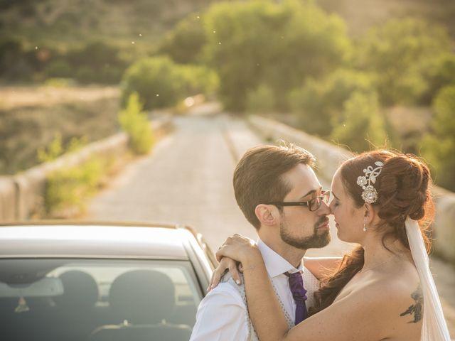 La boda de Iñaki y Mari en Galapagar, Madrid 16