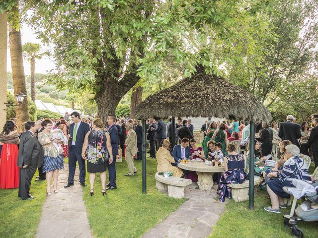 La boda de Iñaki y Mari en Galapagar, Madrid 17