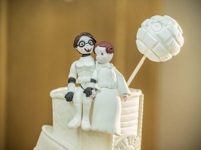 La boda de Iñaki y Mari en Galapagar, Madrid 20