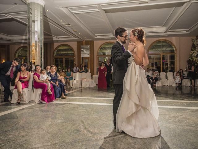 La boda de Iñaki y Mari en Galapagar, Madrid 24