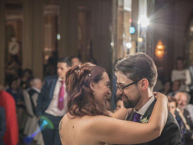 La boda de Iñaki y Mari en Galapagar, Madrid 25