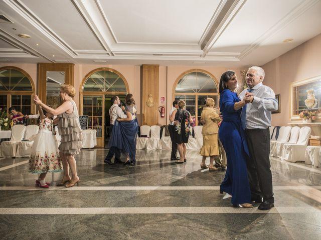 La boda de Iñaki y Mari en Galapagar, Madrid 27