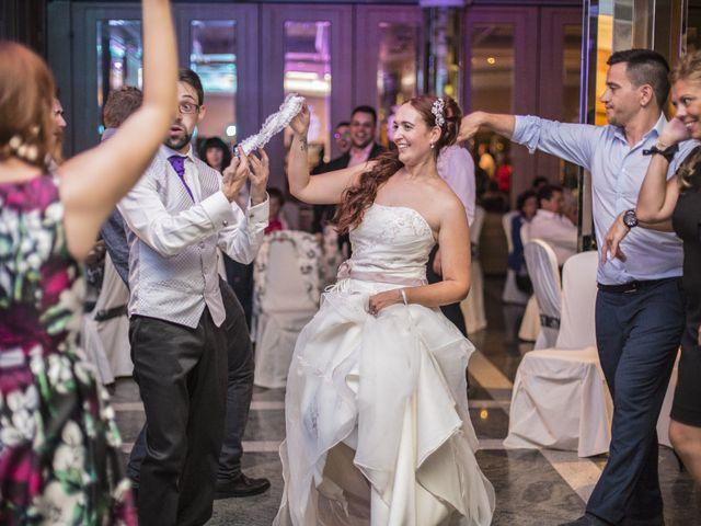 La boda de Iñaki y Mari en Galapagar, Madrid 29