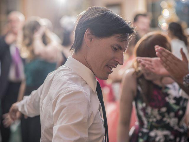 La boda de Iñaki y Mari en Galapagar, Madrid 30