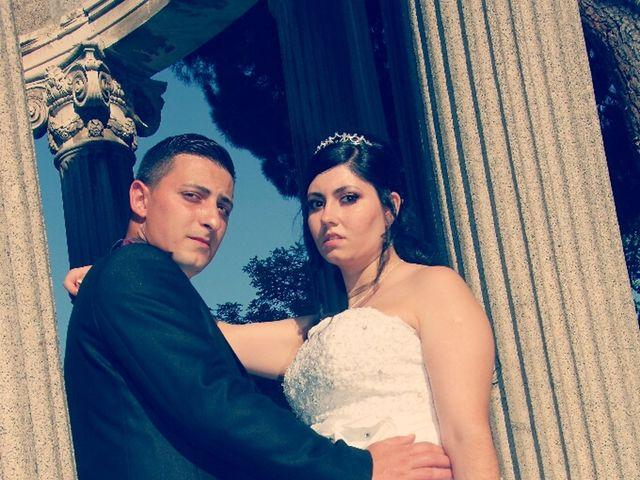 La boda de Laurentiu y Melania en Coslada, Madrid 2