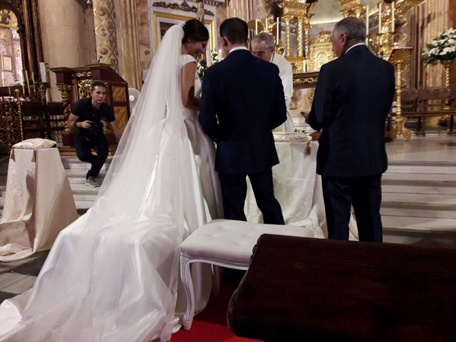 La boda de Fran y Rocío  en Almería, Almería 4