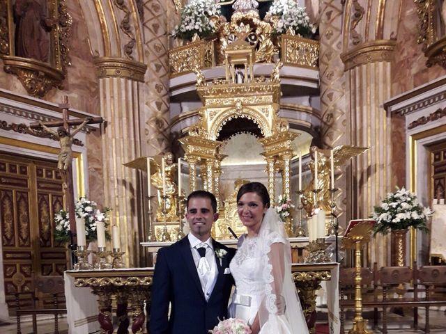 La boda de Fran y Rocío  en Almería, Almería 5