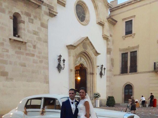 La boda de Fran y Rocío  en Almería, Almería 6