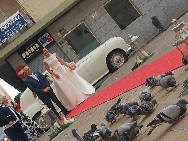 La boda de Fran y Rocío  en Almería, Almería 10