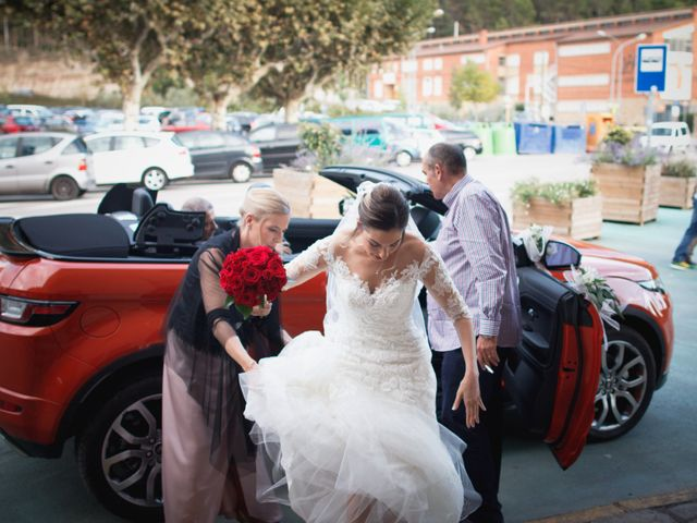 La boda de Alejandro y Victoria en Sallent, Barcelona 9