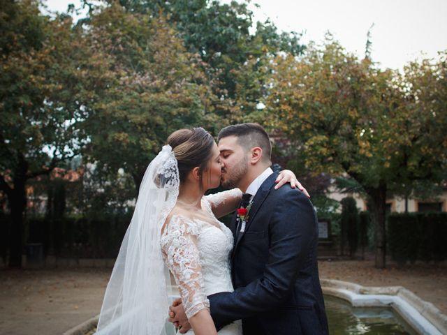 La boda de Victoria y Alejandro