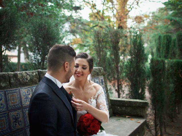 La boda de Alejandro y Victoria en Sallent, Barcelona 18