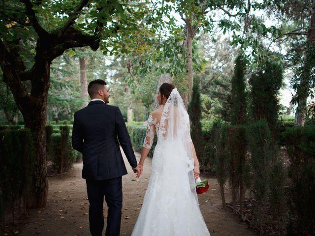 La boda de Alejandro y Victoria en Sallent, Barcelona 19