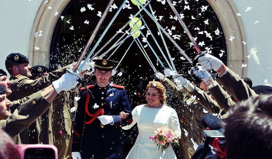 La boda de David  y Jenifer  en Espiel, Córdoba