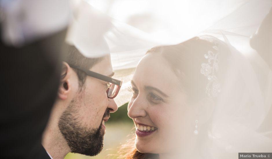 La boda de Iñaki y Mari en Galapagar, Madrid