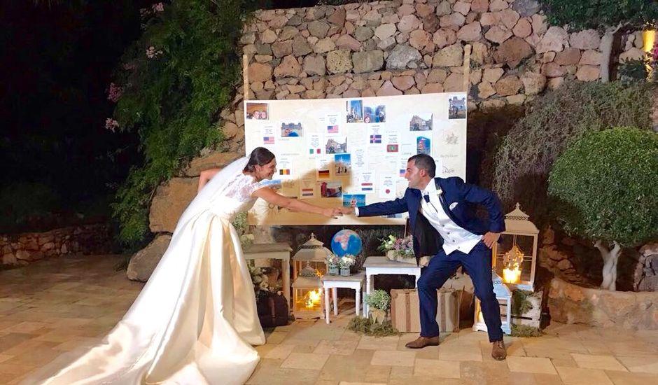 La boda de Fran y Rocío  en Almería, Almería