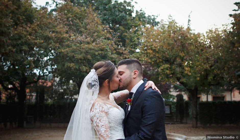 La boda de Alejandro y Victoria en Sallent, Barcelona