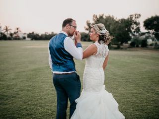 La boda de Astrid y Jaume