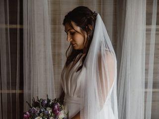 La boda de Cristian Esteve y Clara Comas 2