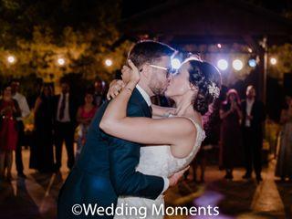 La boda de Paula y Juan Pedro