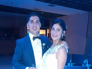 La boda de Barbara y Daniel 2