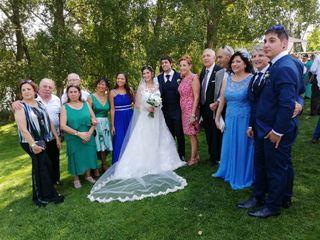 La boda de Barbara y Daniel