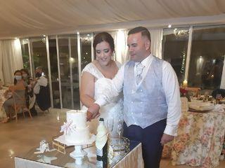 La boda de Ángela y Juan Carlos 1