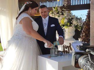 La boda de Ángela y Juan Carlos