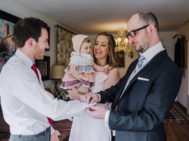 La boda de Carlos y Natasha en Granada, Granada 11