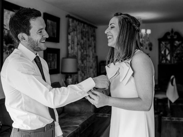 La boda de Carlos y Natasha en Granada, Granada 12