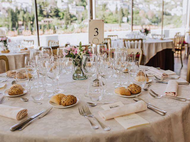 La boda de Carlos y Natasha en Granada, Granada 22