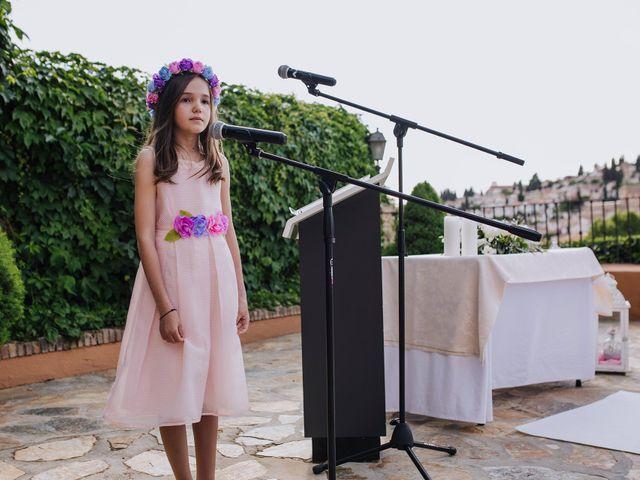 La boda de Carlos y Natasha en Granada, Granada 24