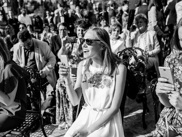 La boda de Carlos y Natasha en Granada, Granada 25