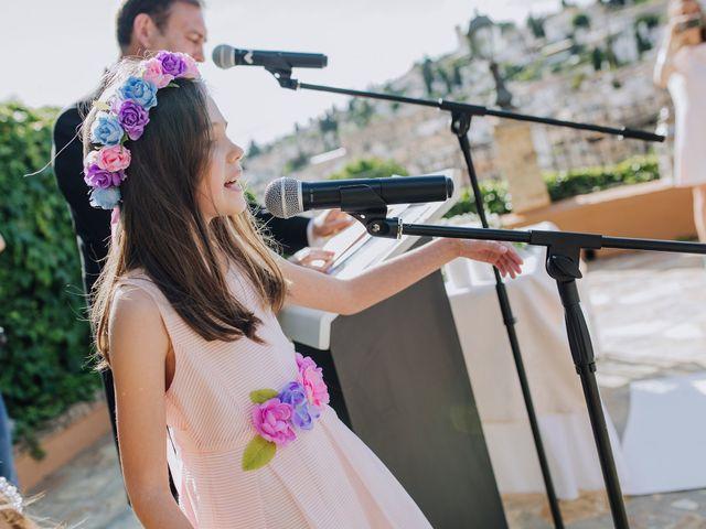 La boda de Carlos y Natasha en Granada, Granada 27