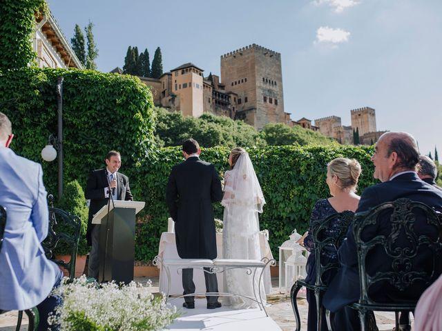 La boda de Carlos y Natasha en Granada, Granada 29