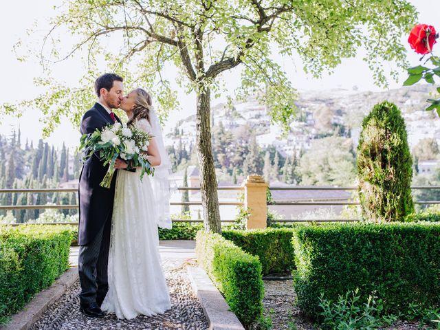 La boda de Carlos y Natasha en Granada, Granada 37