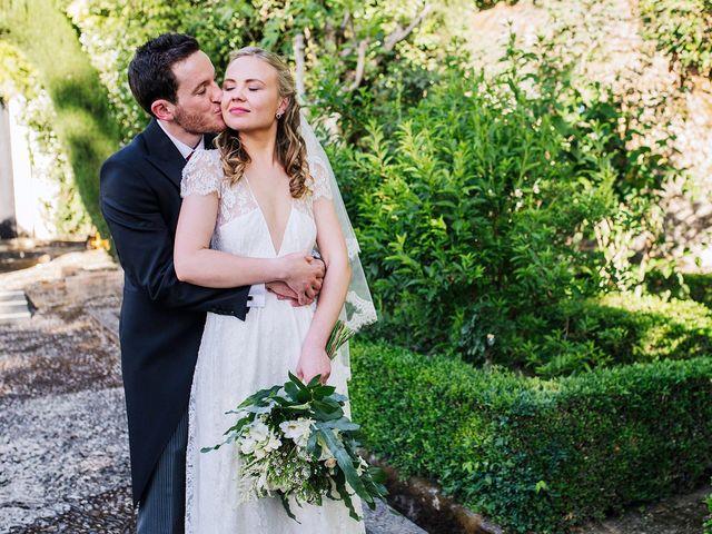 La boda de Carlos y Natasha en Granada, Granada 2