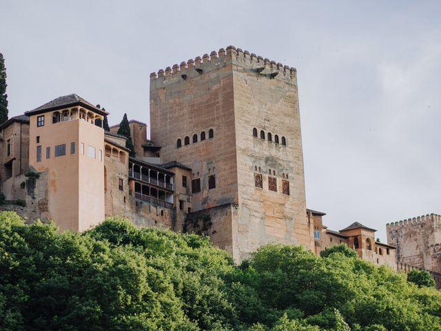 La boda de Carlos y Natasha en Granada, Granada 44