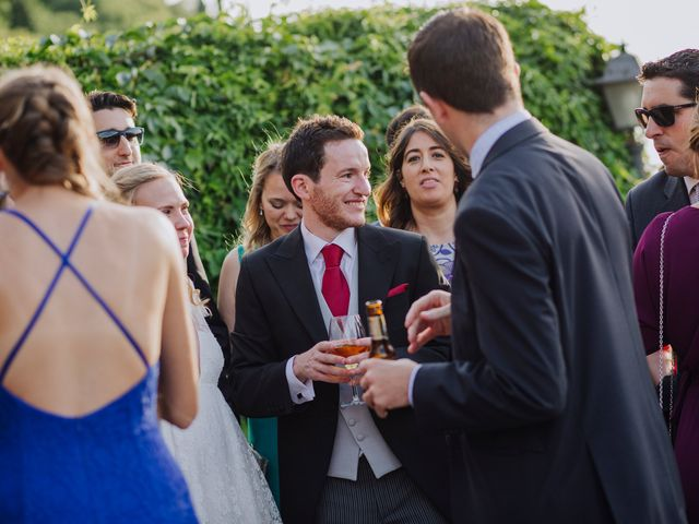 La boda de Carlos y Natasha en Granada, Granada 47