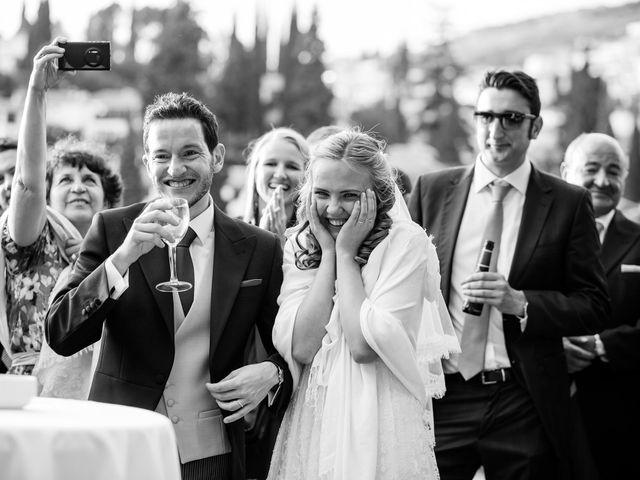 La boda de Carlos y Natasha en Granada, Granada 51