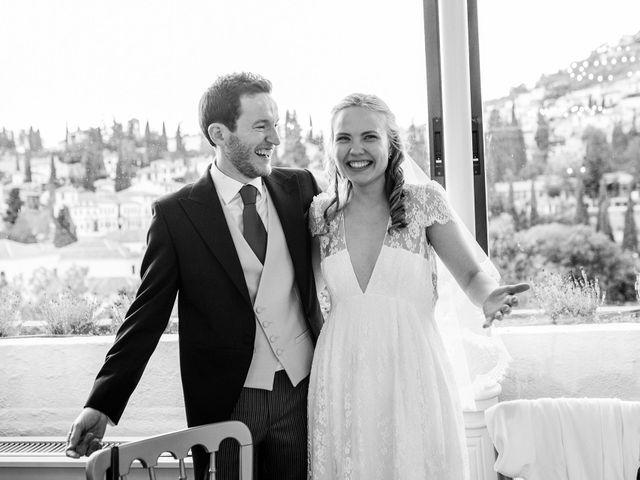 La boda de Carlos y Natasha en Granada, Granada 54