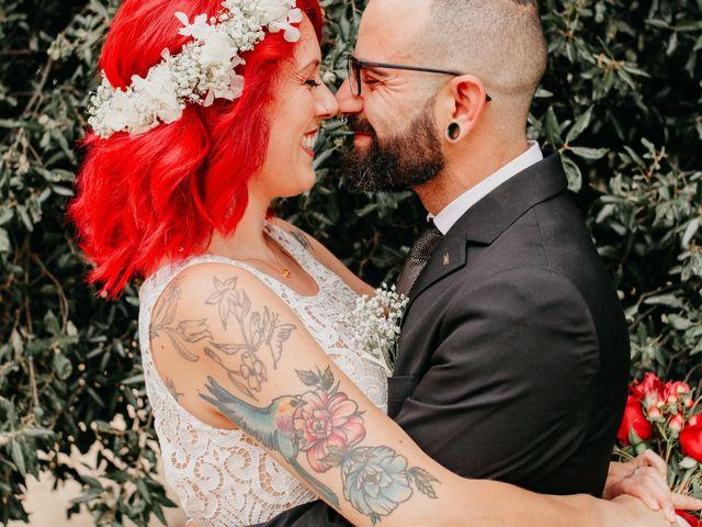 La boda de Jordana y Alberto