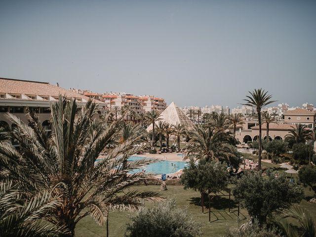 La boda de Jaume y Astrid en Almerimar, Almería 14