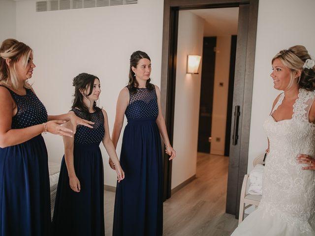 La boda de Jaume y Astrid en Almerimar, Almería 50