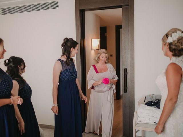 La boda de Jaume y Astrid en Almerimar, Almería 51