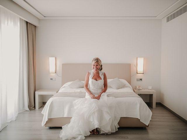 La boda de Jaume y Astrid en Almerimar, Almería 53