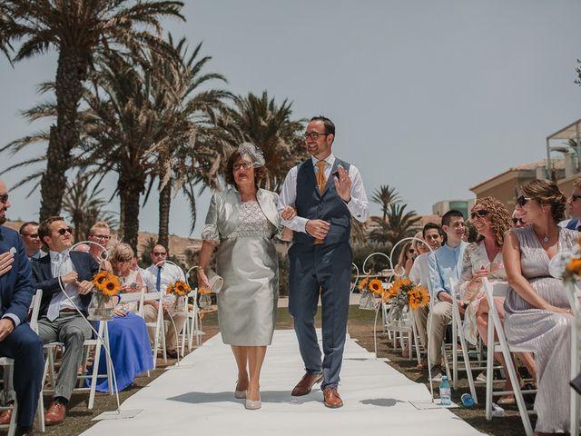 La boda de Jaume y Astrid en Almerimar, Almería 55