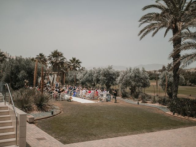 La boda de Jaume y Astrid en Almerimar, Almería 56