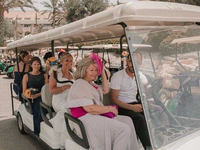 La boda de Jaume y Astrid en Almerimar, Almería 57