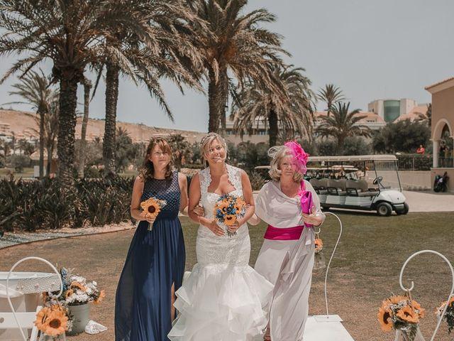 La boda de Jaume y Astrid en Almerimar, Almería 58